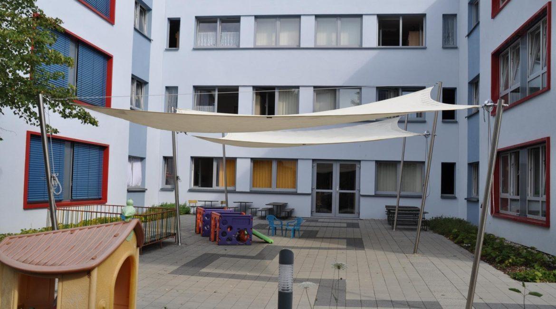 Stahlbau IWUP Sonnensegel-min