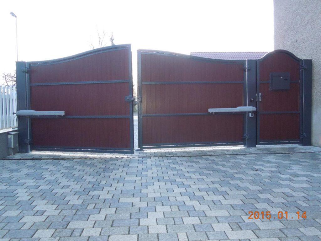 Stahlbau IWUP Tor und Zaunanlagen 4-min
