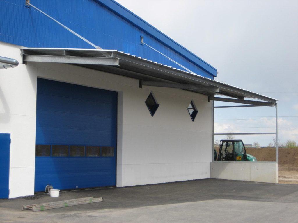 Stahlbau IWUP Vor und Überdächer 3-min